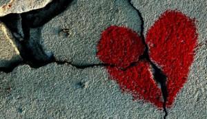 hart op steen